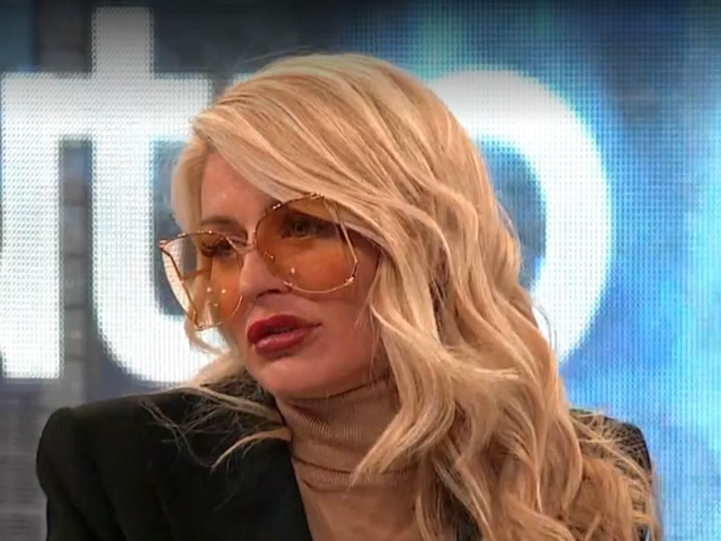 Sandra Obradović, gostovanje Pink