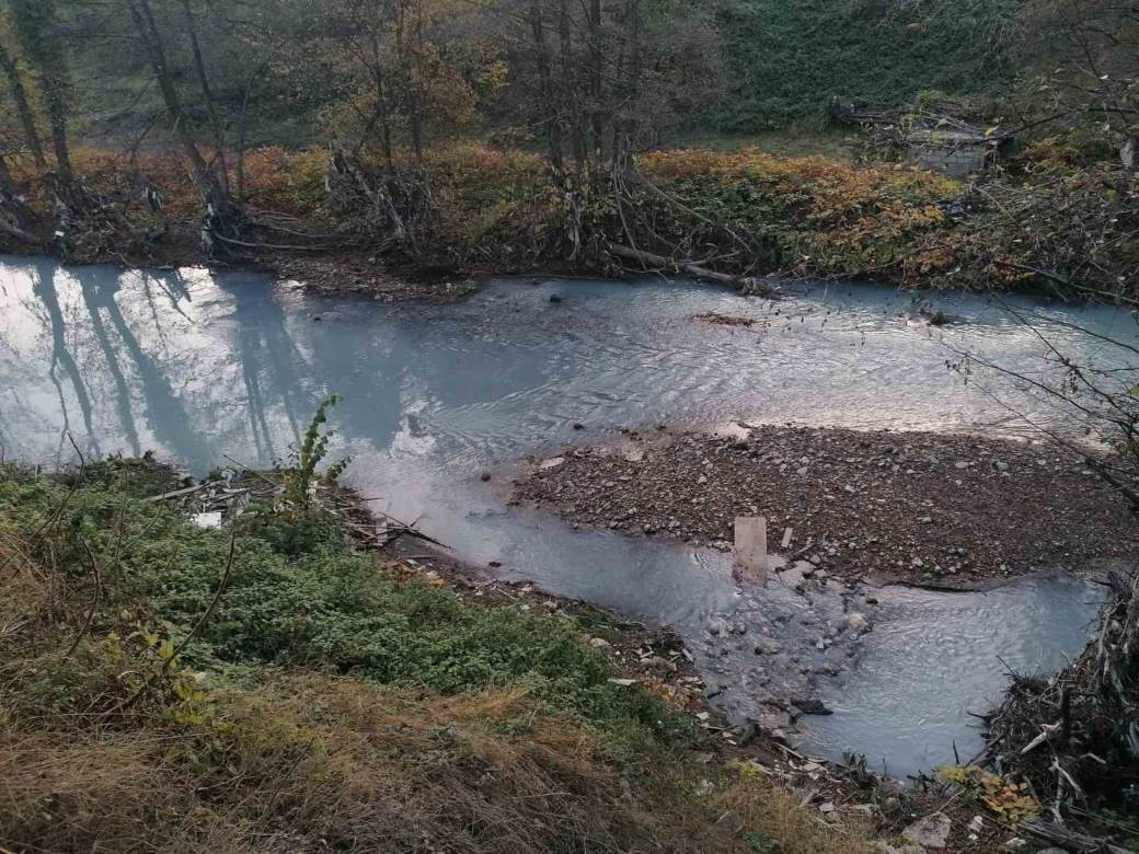 moravica reka zagađenje
