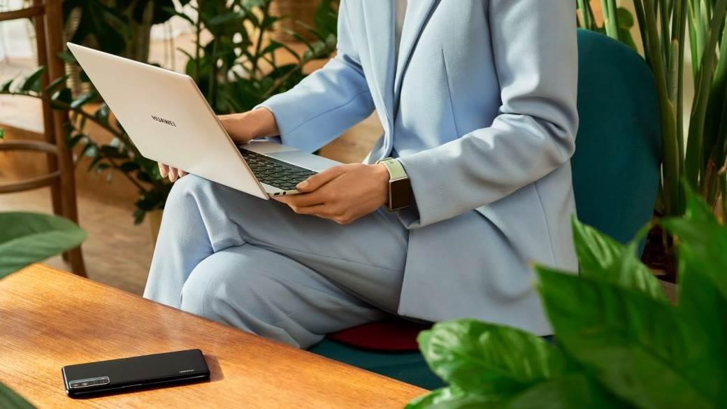 huawei matebook x model 2020. godina cena 1530 evra specifikacije kvalitet kakav je huawei laptop