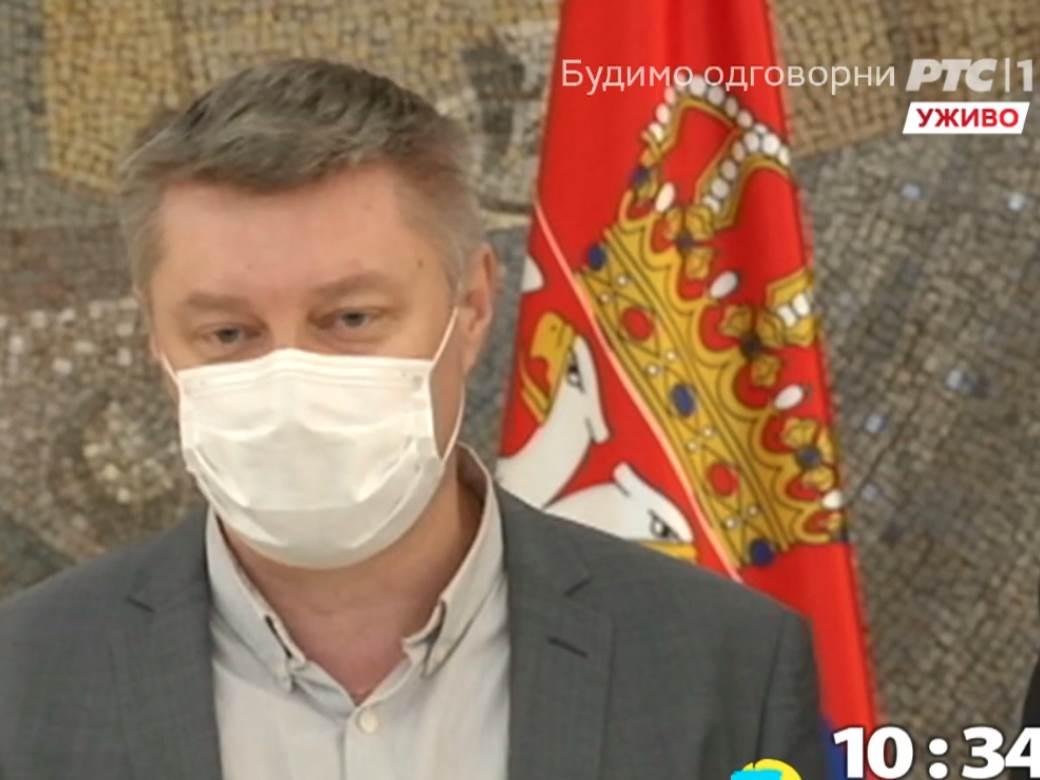 dr goran stevanovic s maskom