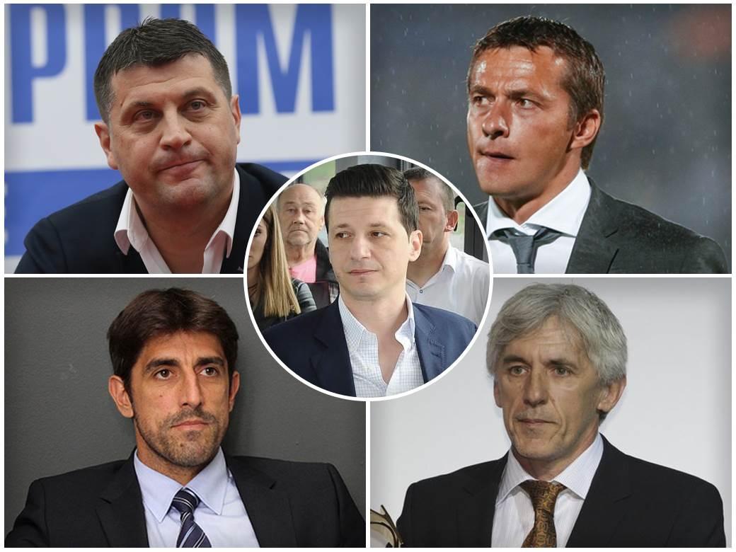 vladan milivojević, marko pantelić, slaviša jokanović, ivan jovanović, veljko paunković