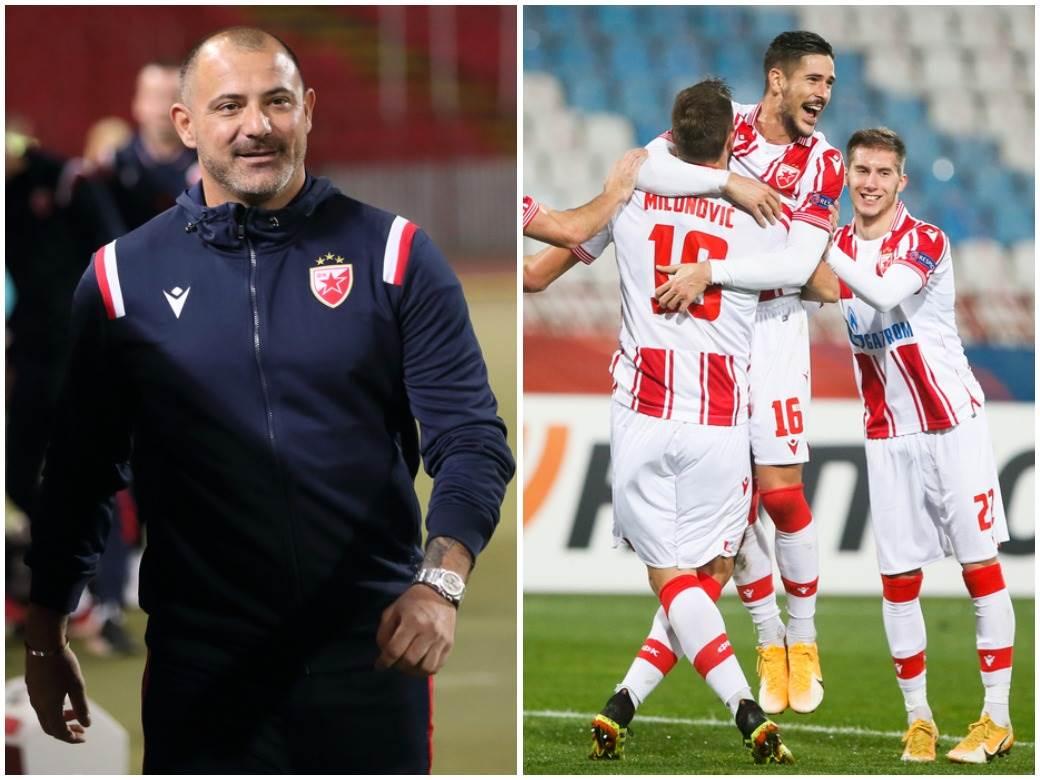 Dejan Stanković Crvena zvezda