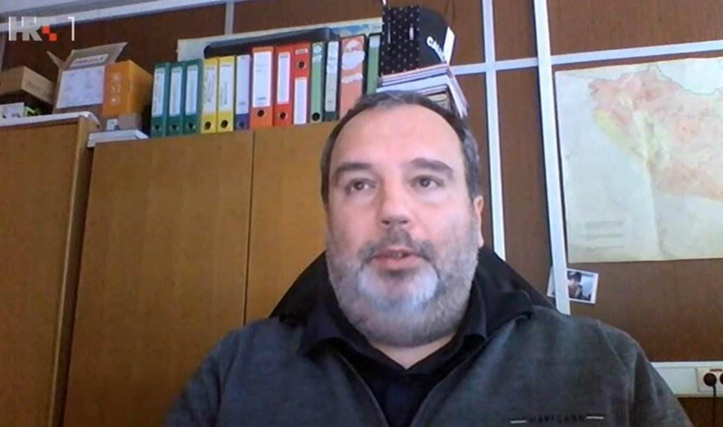 seizmolog, tomislav fiket