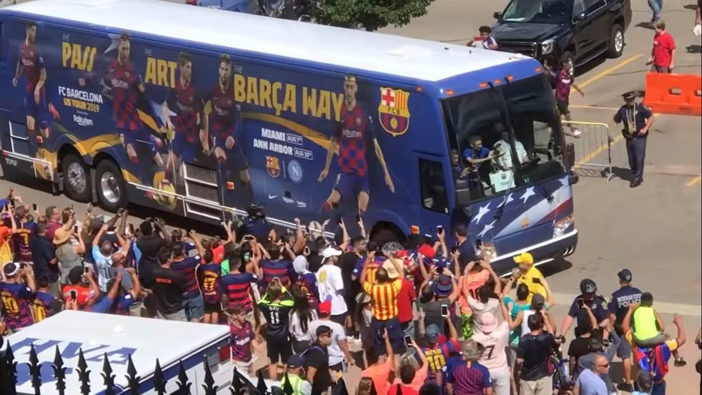 barselona bus