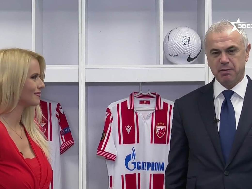 Zvezdan Terzić i Tatjana Šajković.