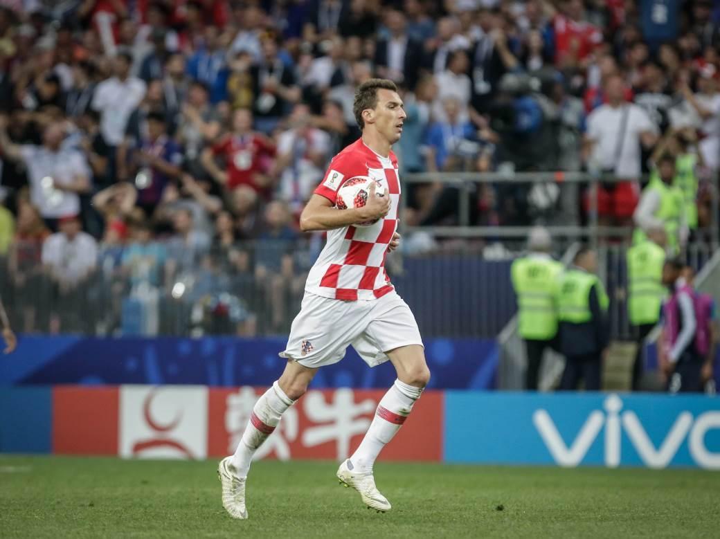 Mario Mandžukić će igrati protiv Zvezde.