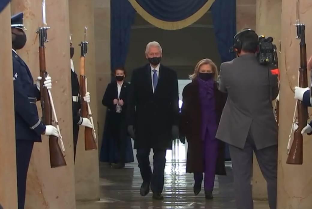 Bil Klinton Hilari Klinton