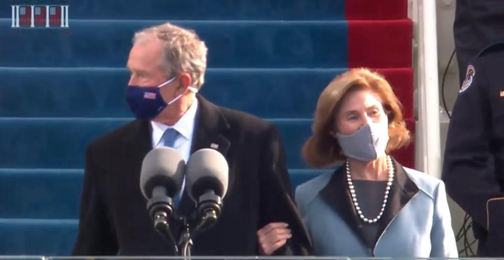 Džordž Buš