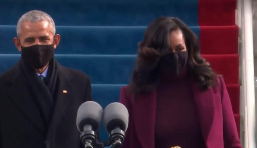 Barak Obama Mišel Obama