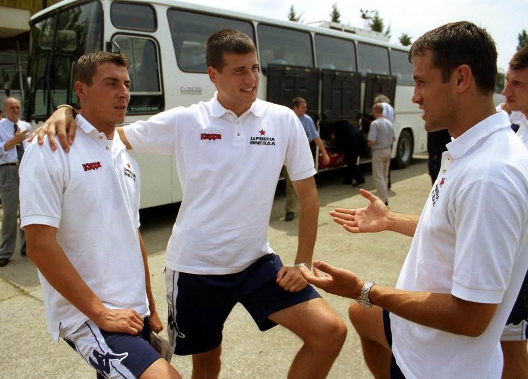 Nenad Lalatović, Goran Drulić i Vladan Mirković
