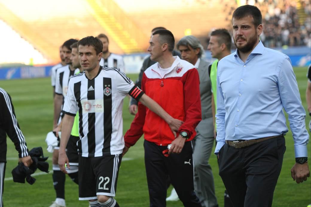 FOOTBALL;NATIONAL CHAMPIONSHIP;CRVENA ZVEZDA;RED STAR;PARTIZAN