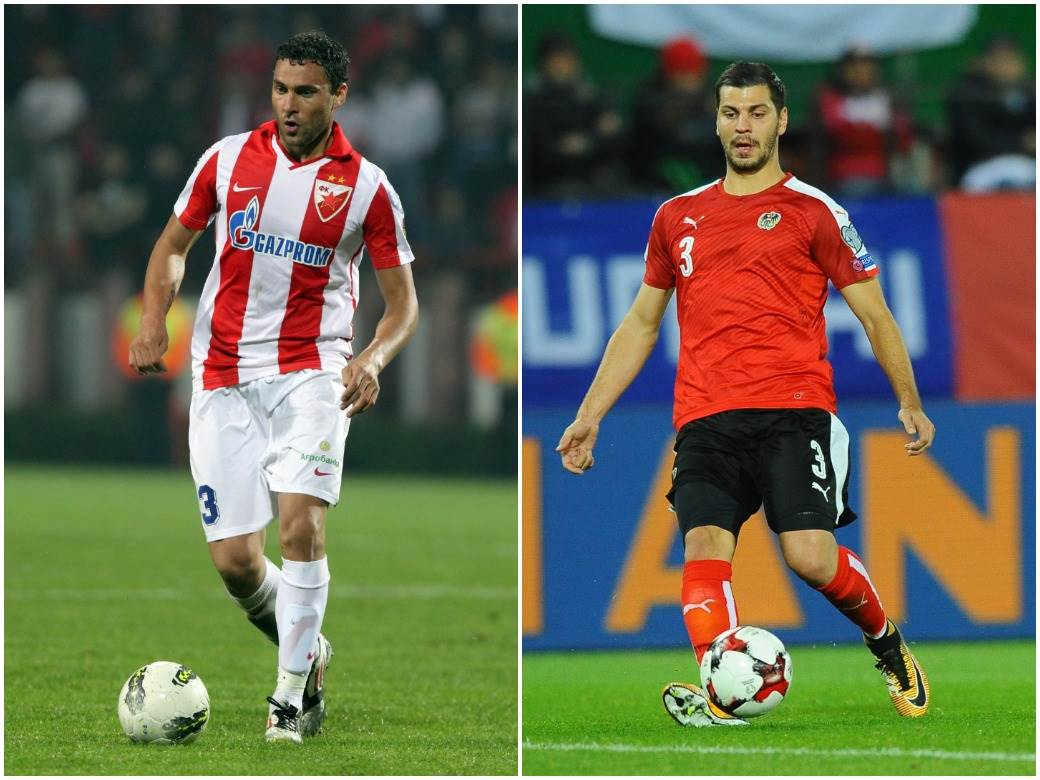 Duško Tošić i Aleksandar Dragović.