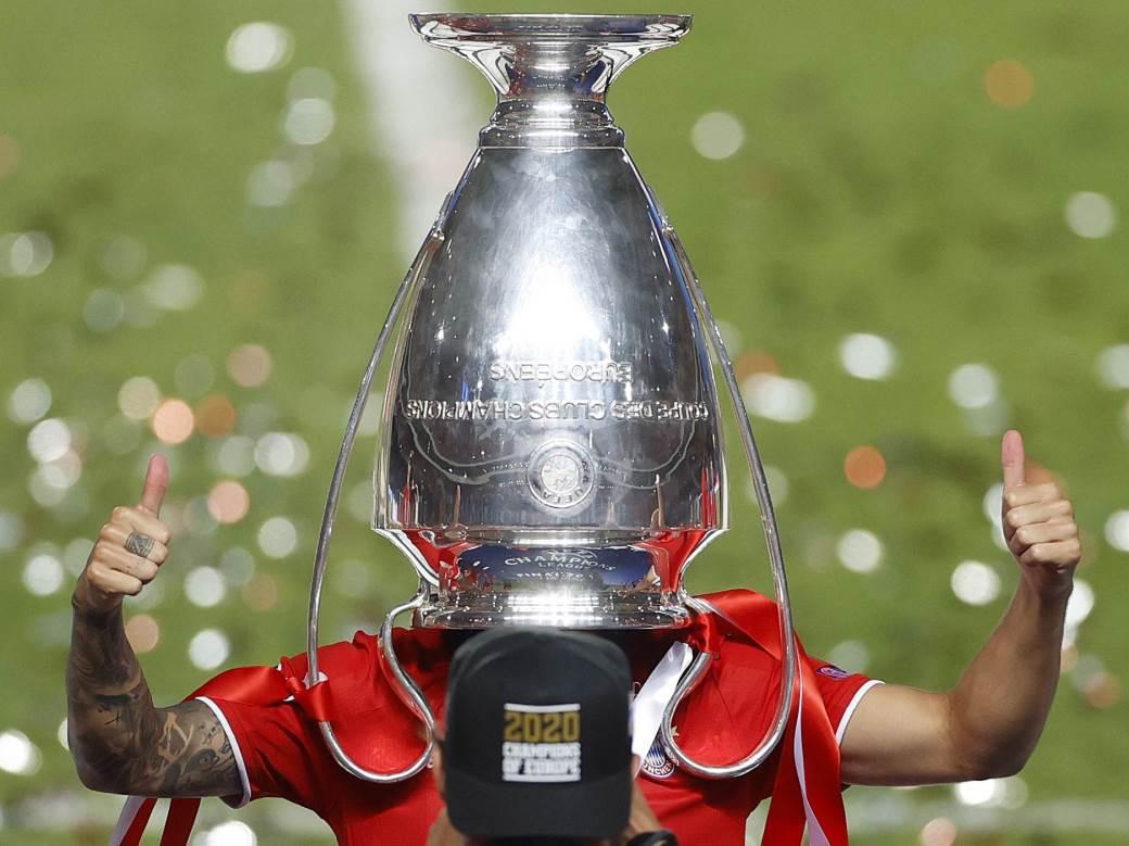 Liga šampiona od 2024. u novom formatu.