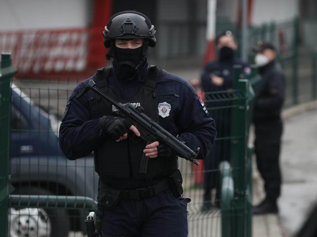 policija, rajko mitić, hapšenje, žandarmerija 01