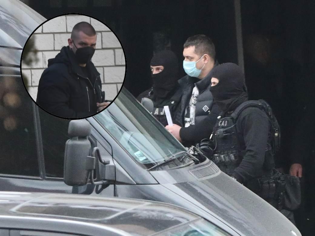 Velja nevolja Marko Miljkovic SBPOK privodjenje.