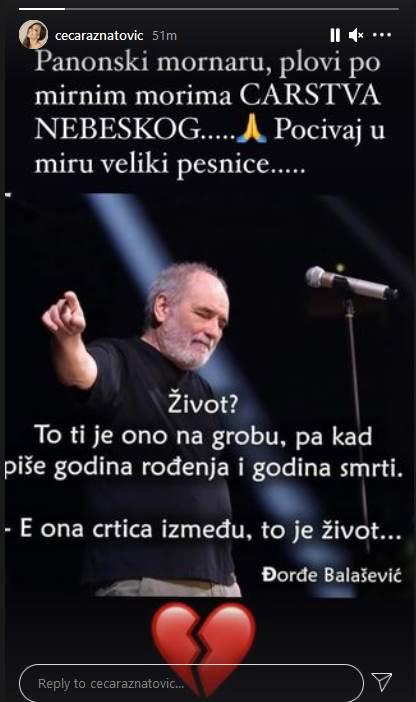 Ceca Đorđe Balašević