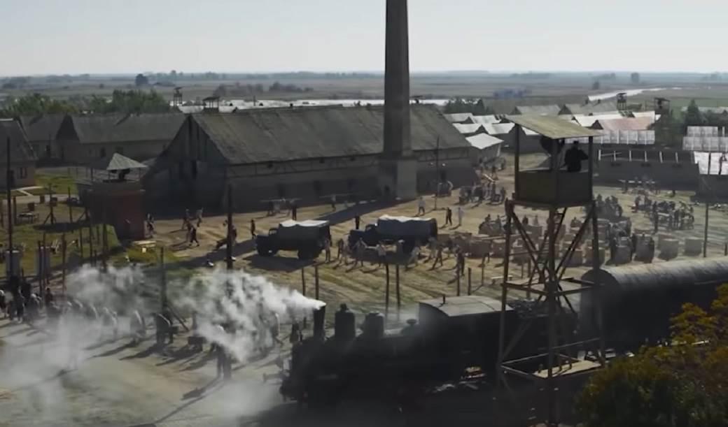 dara iz jasenovca, jasenovac, voz