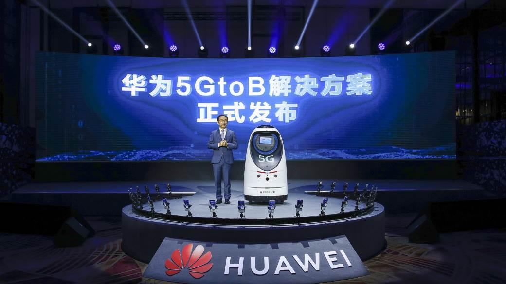 Ryan Ding, 5G, Roboti, Robotika, Huawei