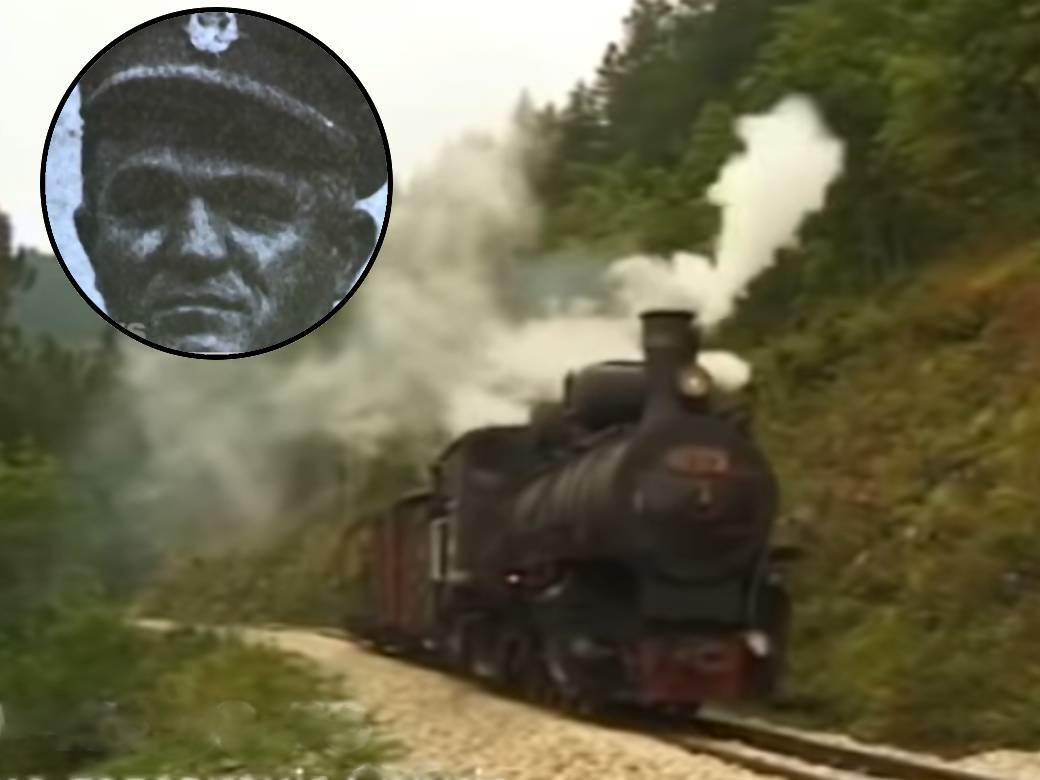 Vojin Nikitović – zaboravljeni junak sa pruge