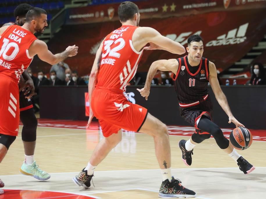 BASKETBALL;EUROLEAGUE;CRVENA ZVEZDA;RED STAR;OLYMPIACOS PIRAEUS