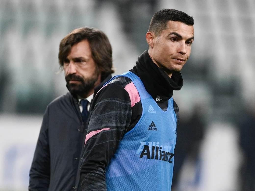 Kristijano Ronaldo Andrea Pirlo
