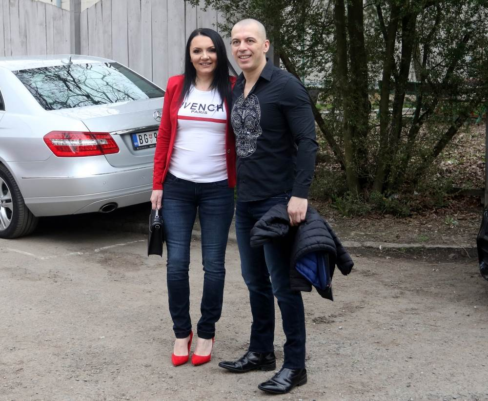 Milan Topalović Topalko i Vesna Topalović