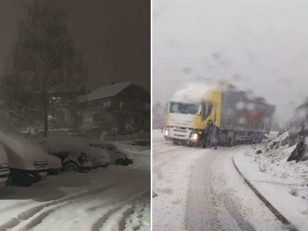 Sneg Nova Varoš