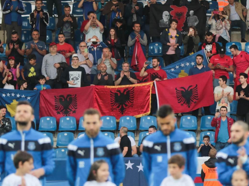 kosovo albanija