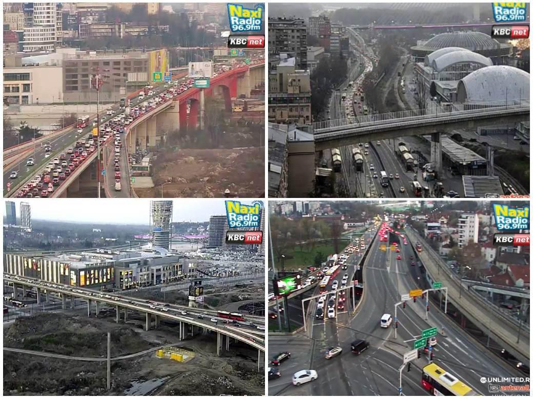 Naxi kamere mostovi saobraćaj