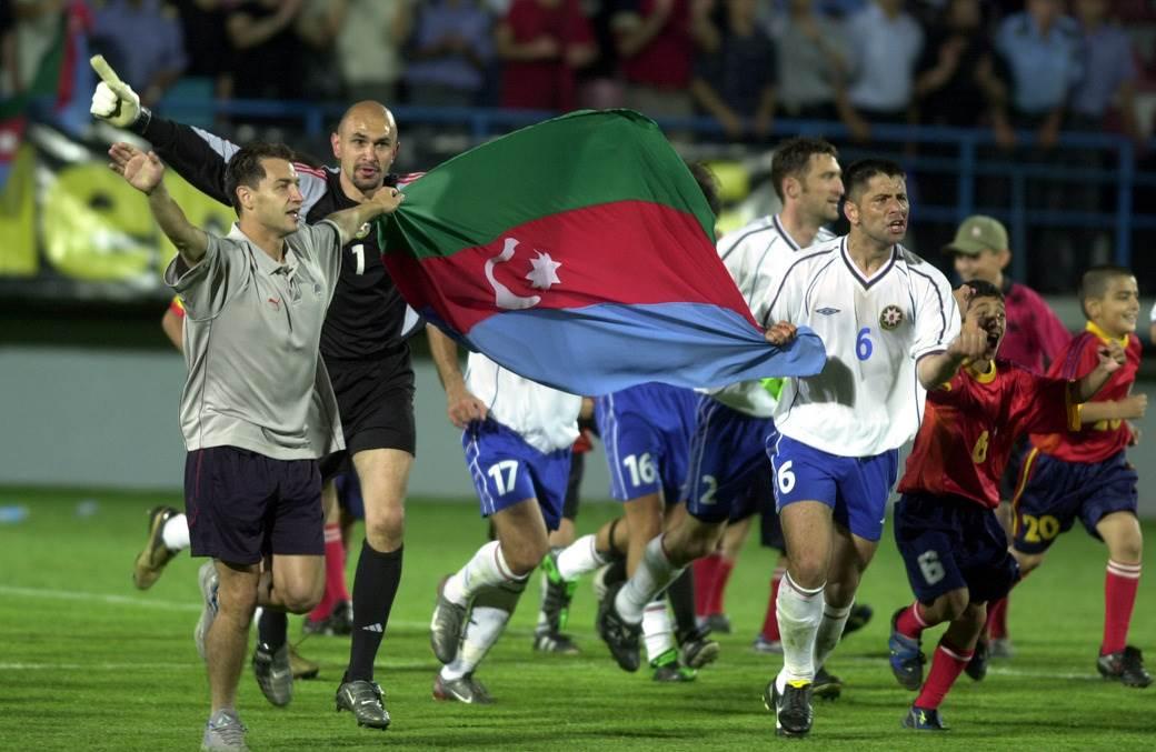 Srbija i Crna Gora - Azerbejdžan.