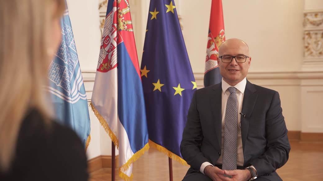 Gradonačelnik Novog Sada, miloš vučević   04