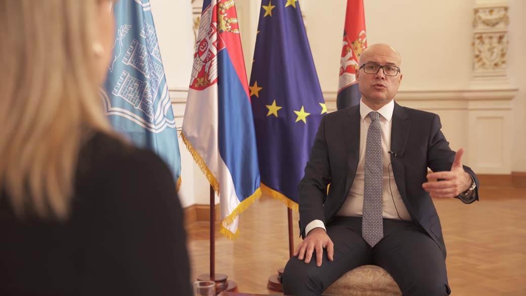 Gradonačelnik Novog Sada, miloš vučević   06