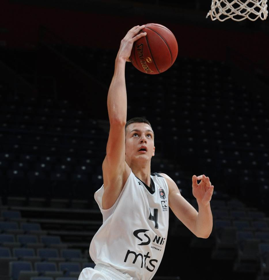 košarka, partizan, đorđije jovanović