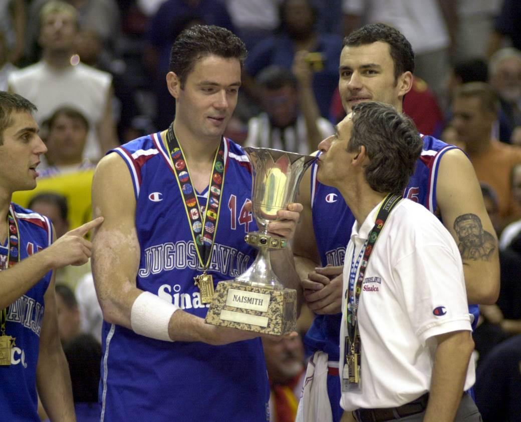 Svetislav Pešić i Dejan Tomašević