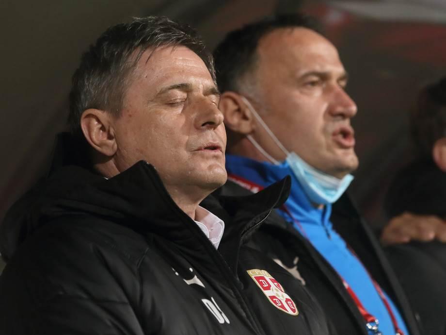 Dragan Stojković Piksi selektor Srbije.