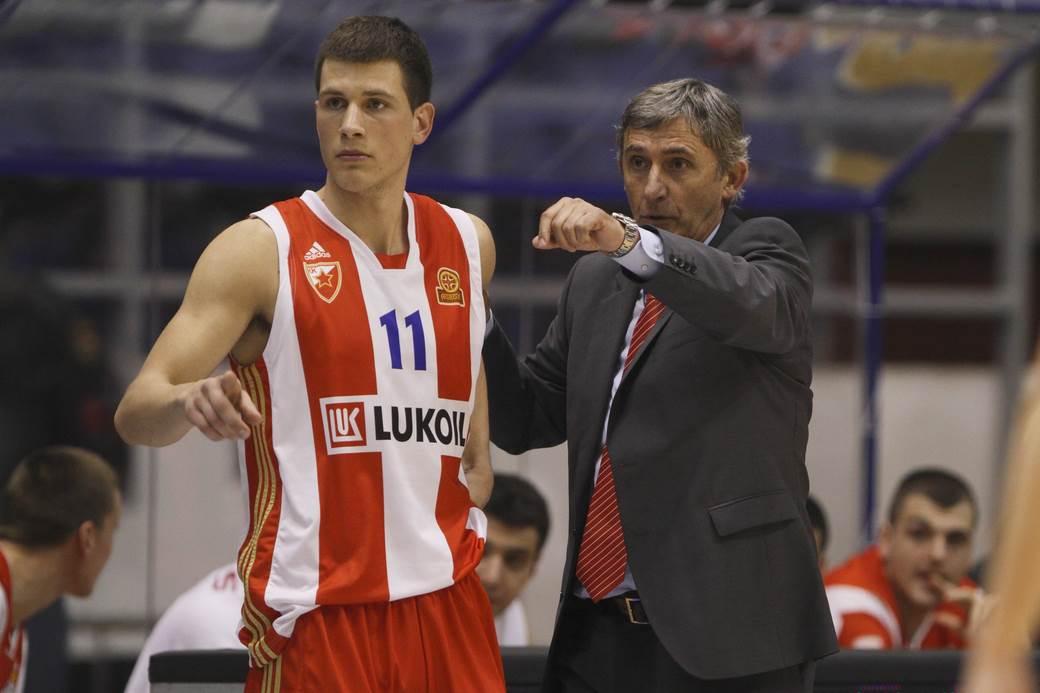 Svetislav Pesic Nemanja Nedovic
