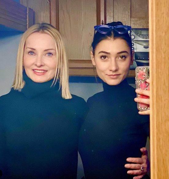 Tanja Ribić i Zala Đurić