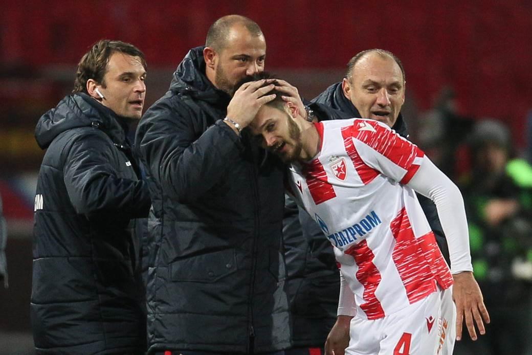 Dejan Stanković i Mirko Ivanić.
