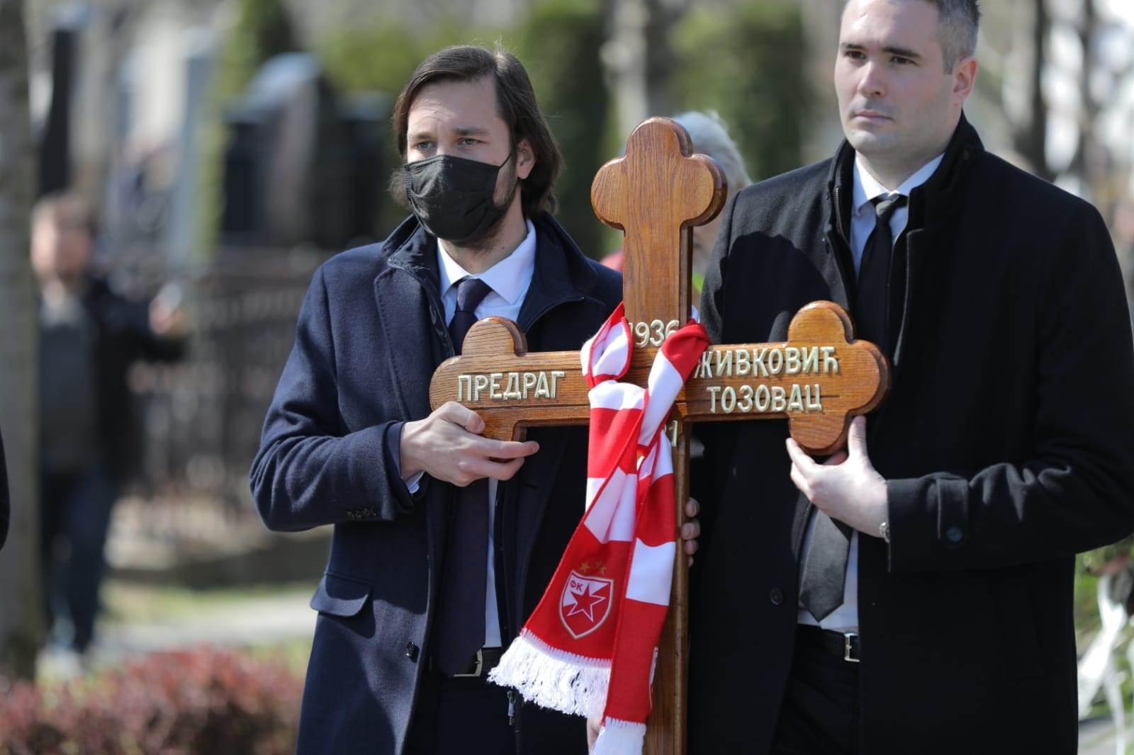 crvena zvezda šal boško đurovski tozovac sahrana