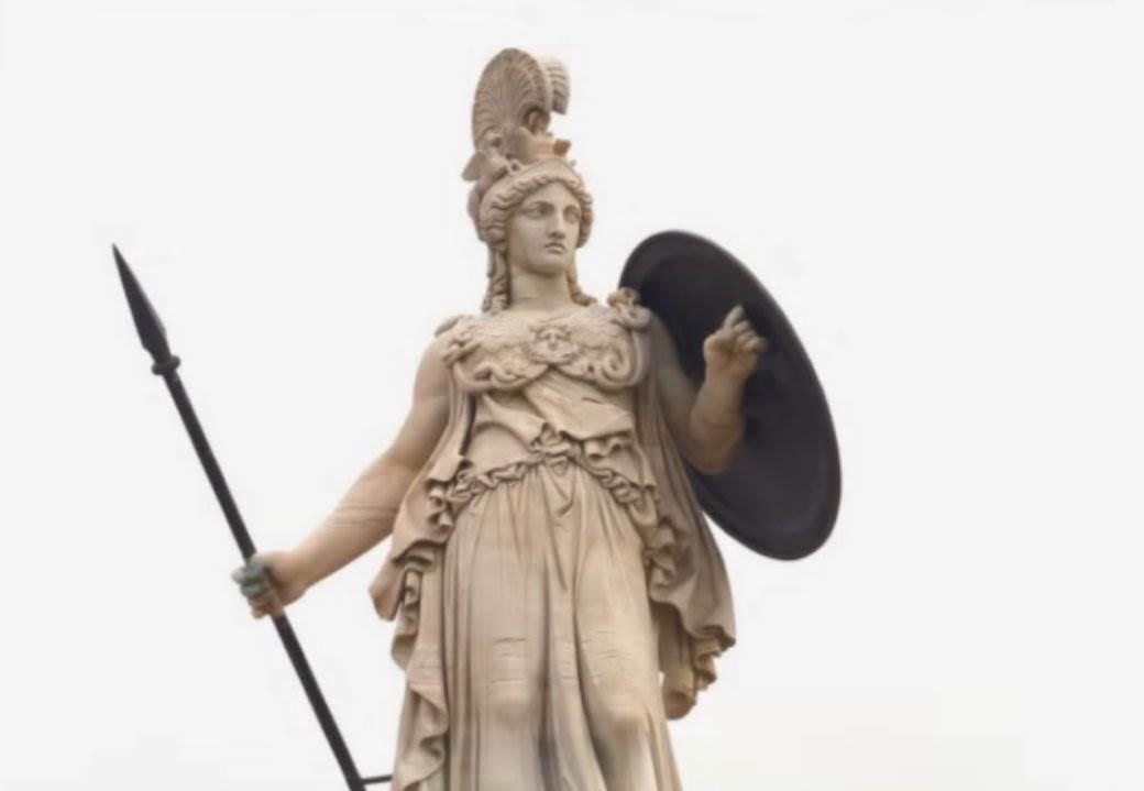 Grčka boginja Atina