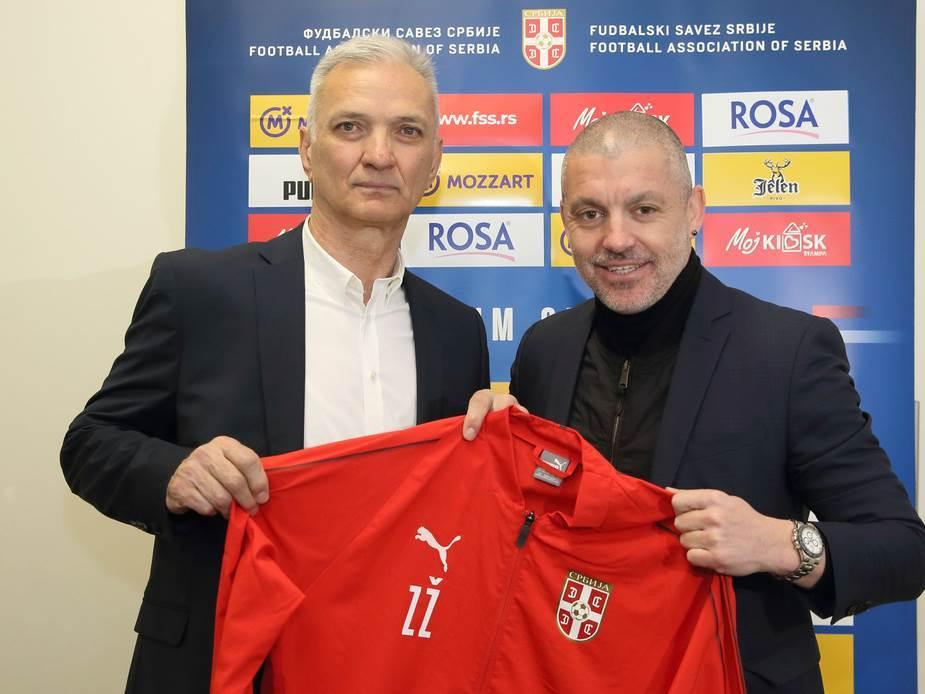 FOOTBALL;SERBIA;FOOTBALL FEDERATION OF SERBIA