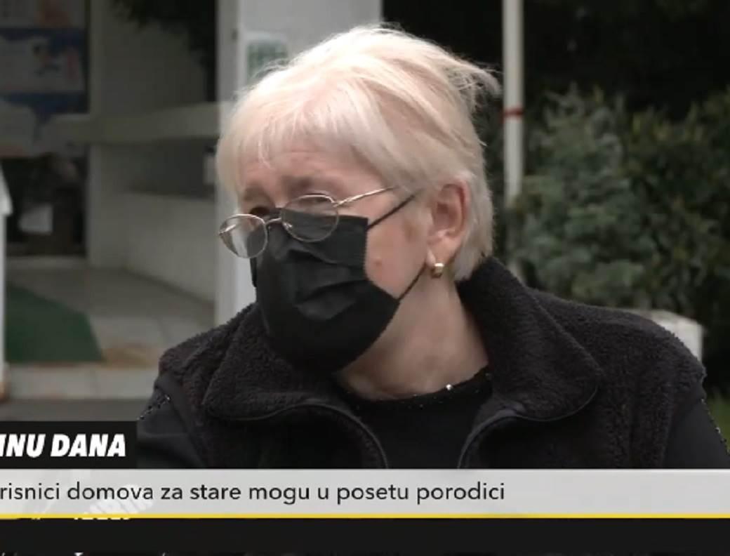 Penzionerka Milena Mašić