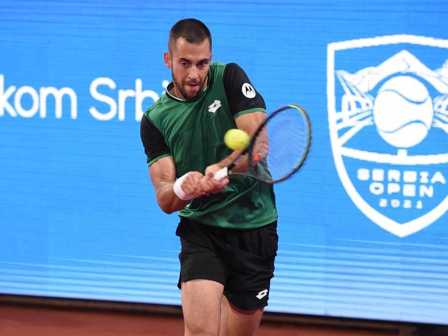 TENNIS;ATP SERBIA OPEN