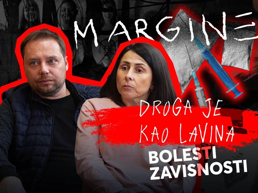 Margine Bolestio zavisnosti EP01