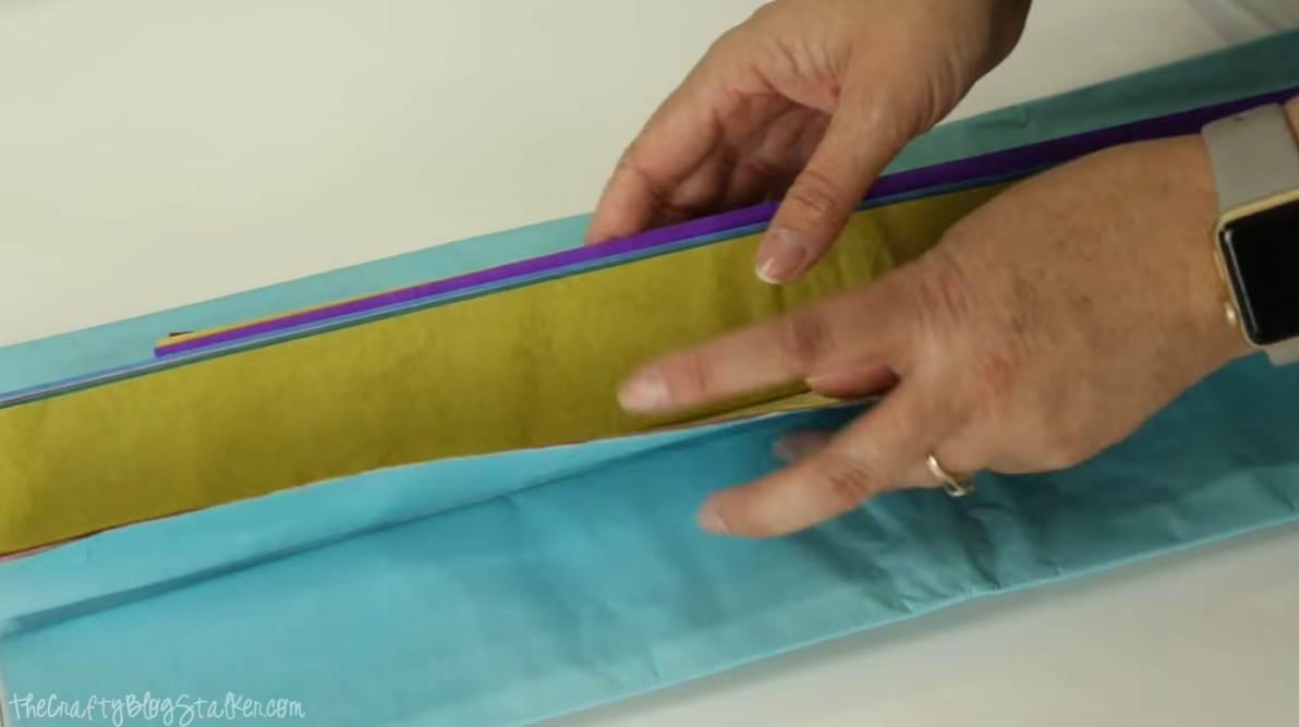 PREDIVNA uskršnja jaja bojena krep-papirom - 2 - PREDIVNA uskršnja jaja bojena krep-papirom