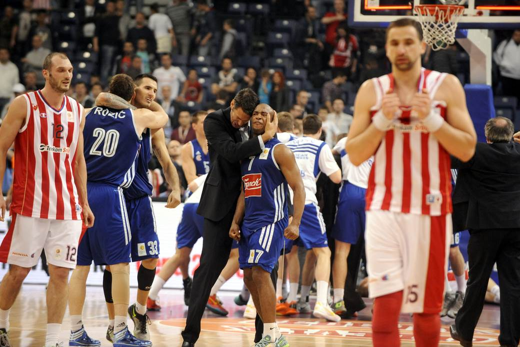 BASKETBALL;ADRIATIC ABA LEAGUE;CRVENA ZVEZDA;RED STAR;SEMIFINALS FINAL FOUR F4;CIBONA ZAGREB