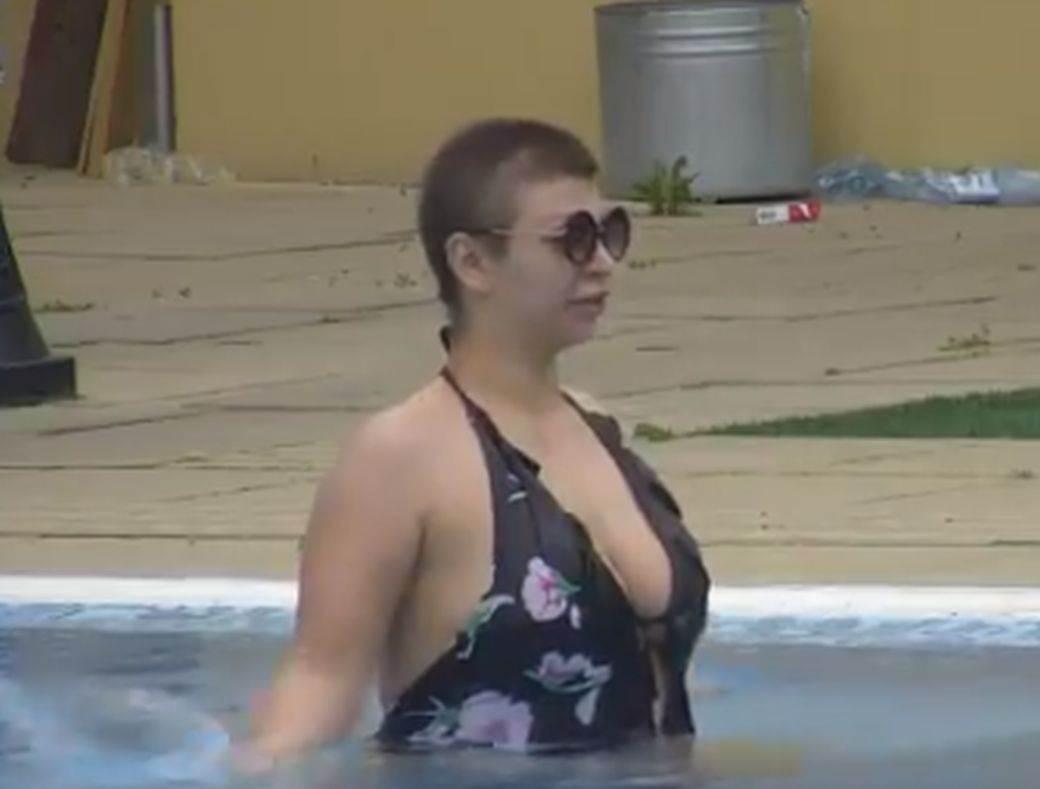 Miljana Kulić u Zadruzi 4