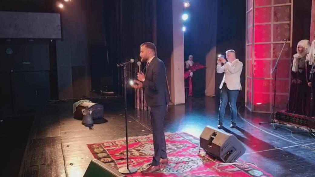 Veridba na koncertu u Prijepolju