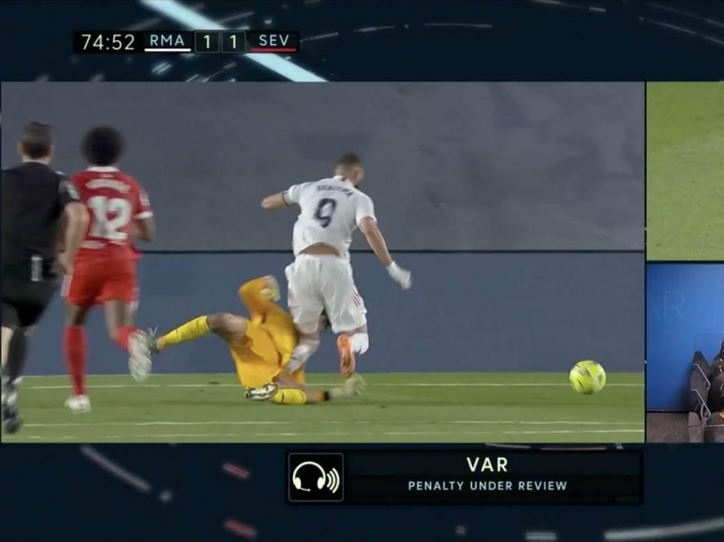 Benzema penal