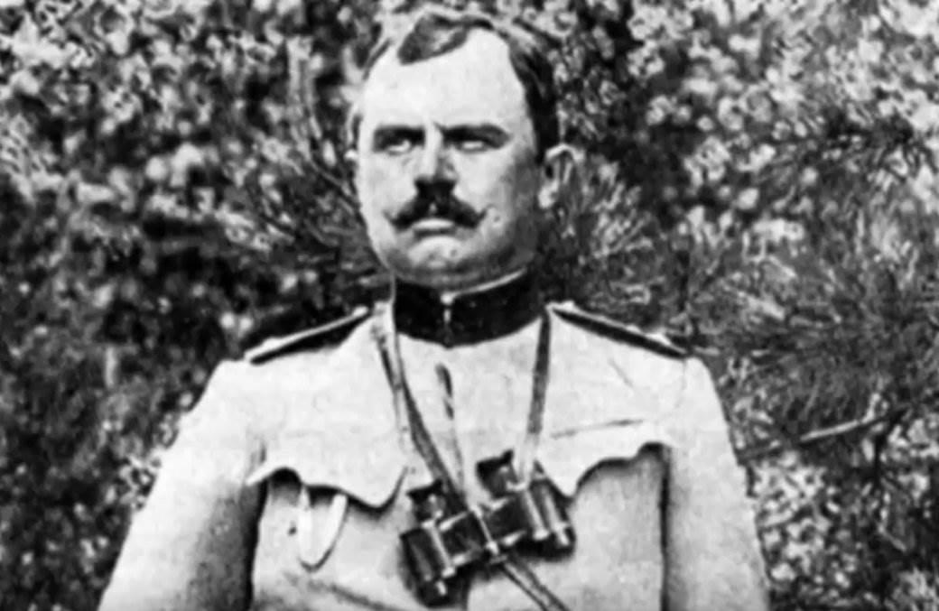 major, dragutin gavrilović